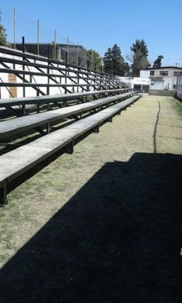 Fotos de la tribuna.