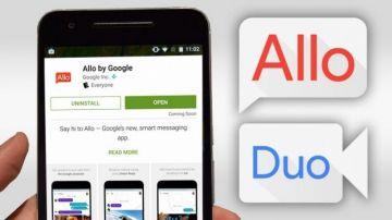 Google decidió reemplazar a Hangouts con Allo para competir contra Whatsapp.