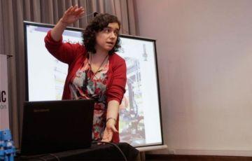 Marcela Riccillo, doctora en Ciencias de la Computación de la UBA.