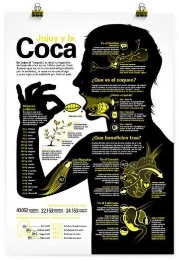 Los beneficios de la hoja de coca.