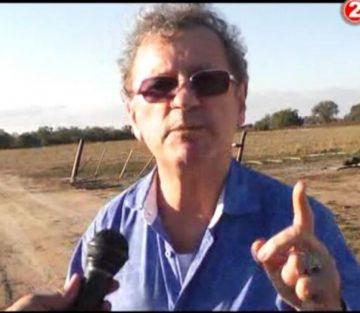 Orlando Canido, el fundador de Manaos. Lo acusan de usar bandas armadas.
