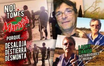 El enfrentamiento con los campesinos empezó en 2012.