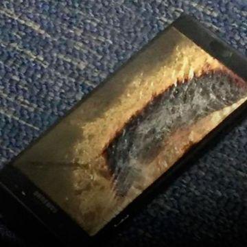 La batería de litio sobrecalienta y provoca explosiones en el dispositivo.