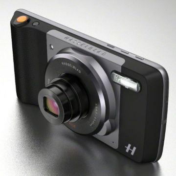 Es posible contar con una cámara profesional en el celular.