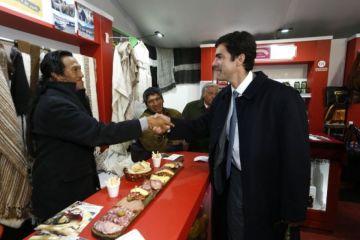 """""""Fue un éxito formidable"""" es la frase que utilizó el gobernador por el turismo en Salta"""