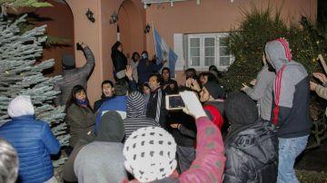 Los gremios de Santa Cruz repudiaron la represión y confirmaron un paro para el lunes