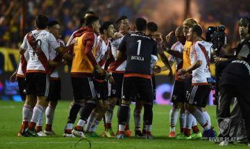 River le ganó de visitante 3-1 a Boca en su cancha