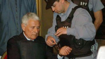 Etchecolaz vuelve a la prisión a cumplir su condena.