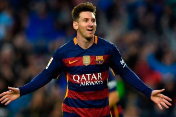 Lionel Messi, Barcelona FC