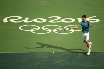 Djokovic estará presente en el evento disputado en Brasil.