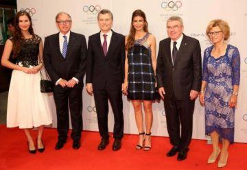 Macri estará presente en la inauguración del certamen olímpico.