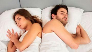 Escasa relaciones íntimas