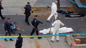 Víctimas y heridos