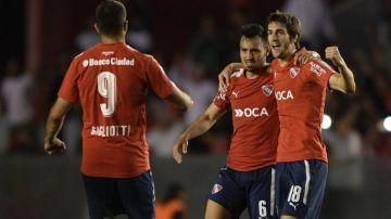 Formación de Independiente