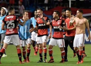 Formación de Flamengo