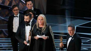 Lee Unkrich fue el encargado de recoger el Oscar