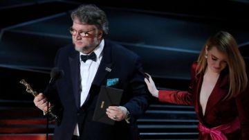 Guillermo del Toro, el Mejor director.