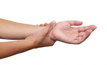 Dolor y rigidez en manos y dedos