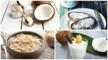 Cómo usar el aceite de coco para cocinar