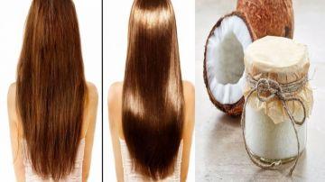Cómo usar el aceite de coco para hidratar el cabello
