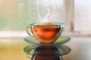 Enjuagar con té de marcela y propóleo